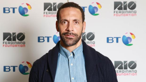 Rio Ferdinand has opened up on his relationship with former The Only Way Is Essex star Kate Wright (Matt Alexander/PA)