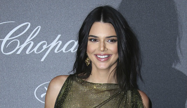 Kendall Jenner. (Photo by Joel C Ryan/Invision/AP)