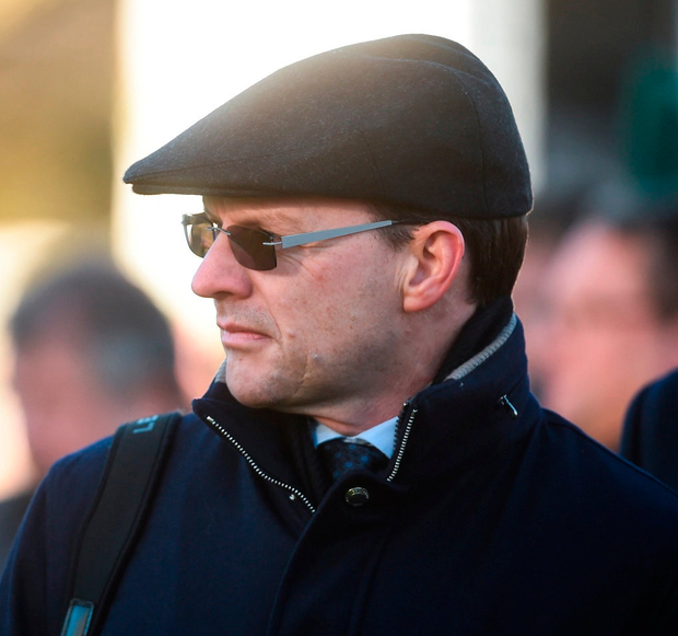 Aidan O'Brien's charges can dominate Derby Trial. Photo: Barry Cregg/Sportsfile