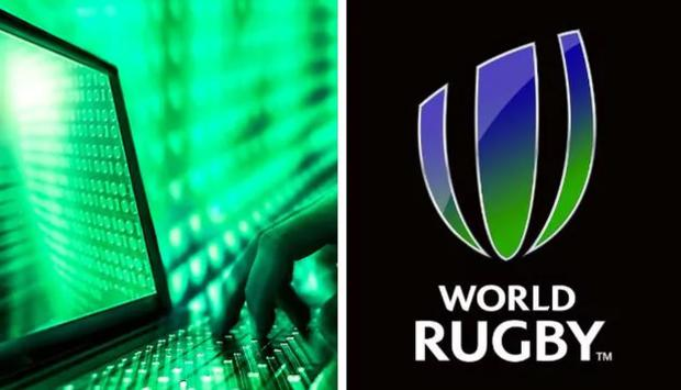 It is not yet clear if World Rugby was deliberately targeted