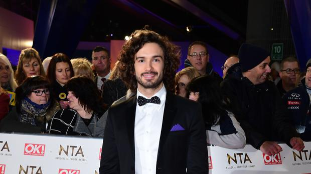 Joe Wicks has announced is he going to be a dad (Ian West/PA)