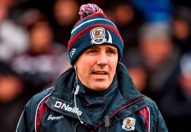 Galway manager Kevin Walsh. Photo: Cody Glenn/SPORTSFILE