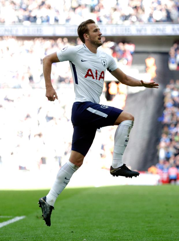 Harry Kane: 30 goals. Photo: Getty Images