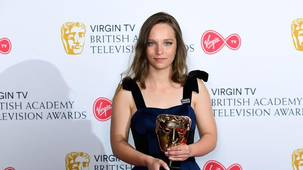 Molly Windsor starred in Three Girls (Ian West/PA)