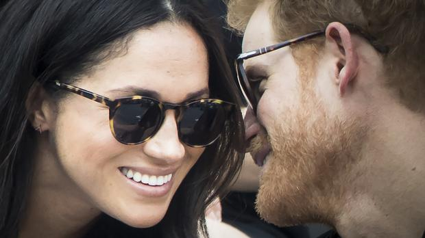 Royal watchers can purchase a number of souvenirs ahead of the wedding of Meghan Markle and Prince Harry (Danny Lawson/PA)