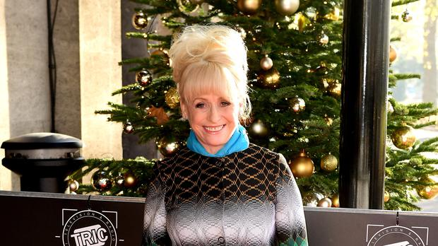 Dame Barbara Windsor is thrilled at the response after it was revealed she has Alzheimer's (Ian West/PA)