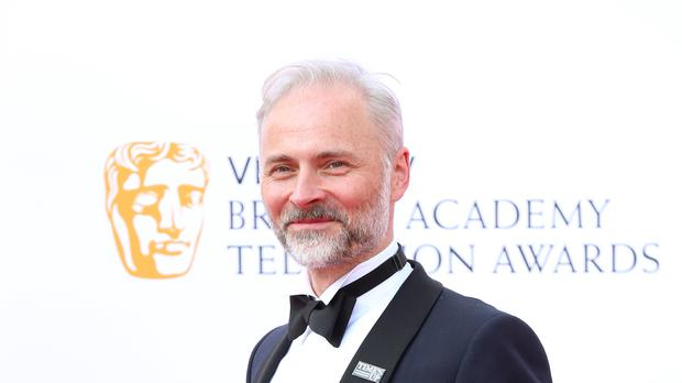 Mark Bonnar is to appear in the new series of Humans (Isabel Infantes/PA)