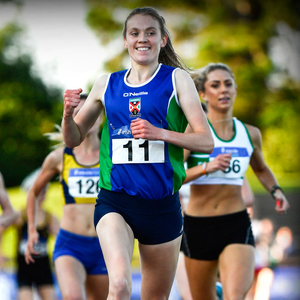 HIGH HOPES: Emma Mitchell will be in action at Parliament Hill in London. Photo: Sportsfile