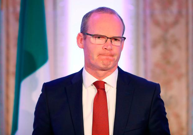 Tánaiste Simon Coveney. Photo: Niall Carson/PA Wire