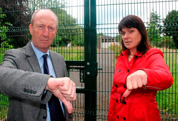 Shane Ross and Councillor Deirdre Donnelly
