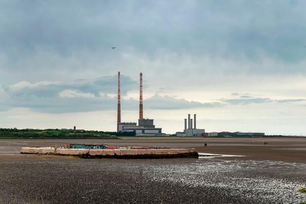 Sandymount Strand. Photo: Doug O'Connor