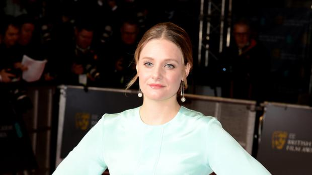 Romola Garai will star in a new series of BBC monologues celebrating women (Dominic Lipinski/PA)