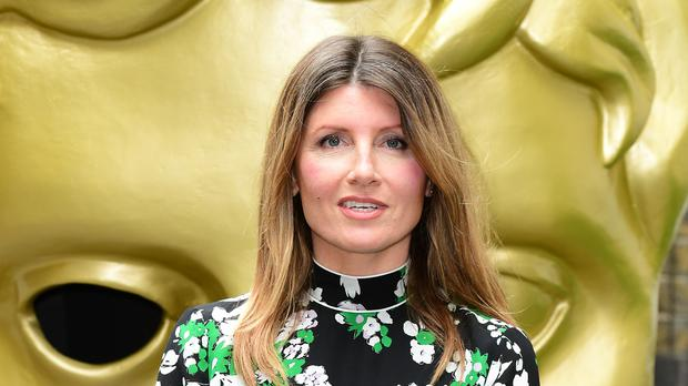 Sharon Horgan plays the sister of Aisling Bea's character in the show (Ian West/PA)