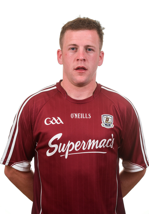 Galway hurler David Glennon. Photo: Sportsfile