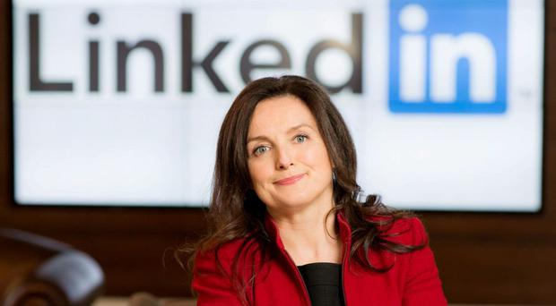 McCooey looks to connect LinkedIn to future Irish growth as tech sector booms