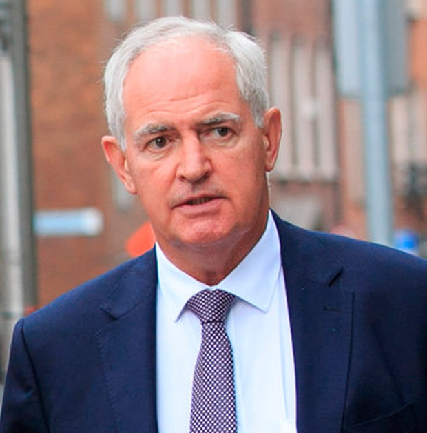 Peter Boylan, pictured, was interviewed by Newstalk's Pat Kenny. Photo: Gareth Chaney Collins