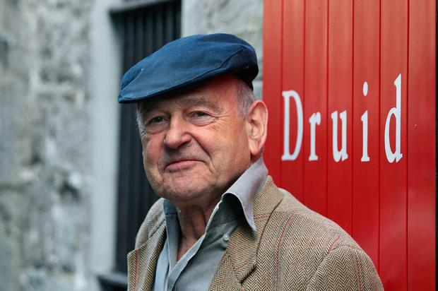 Murphy at the Druid Theatre in Galway