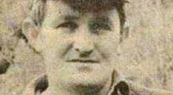 Privates Thomas Barrett, from Cork, pictured, and Derek Smallhorne, from Dublin, were murdered on April 18, 1980