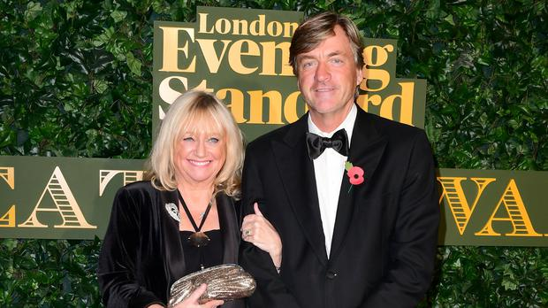Judy Finnigan is done with TV at 70, daughter Chloe claims (Ian West/PA)
