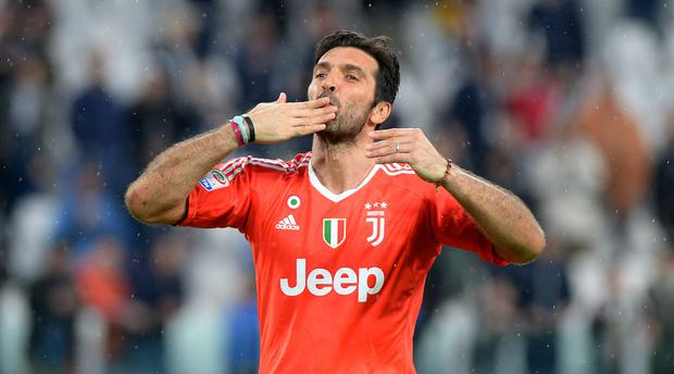 Captain Buffon leaving Juventus but not retiring