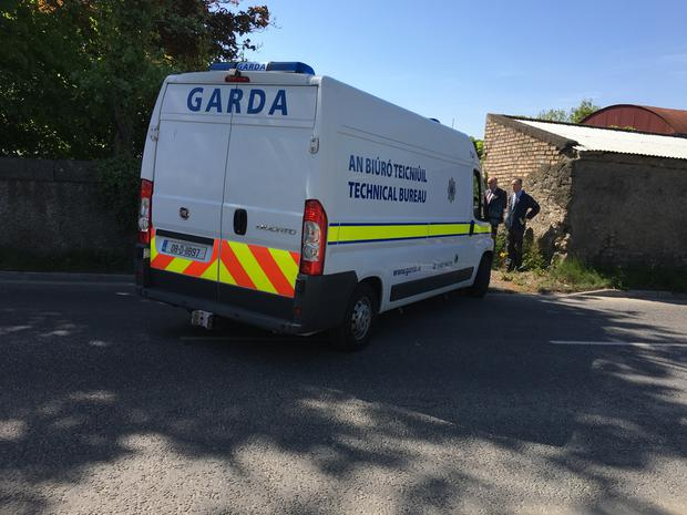 Murder inquiry launched after girl's body found in Dublin farmhouse