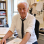 Paul Costelloe at his Marylebone, London studio. Picture: Caitlin McBride