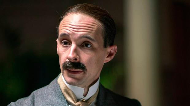 Legacy: Tom Vaughan-Lawlor as Hugh Lane