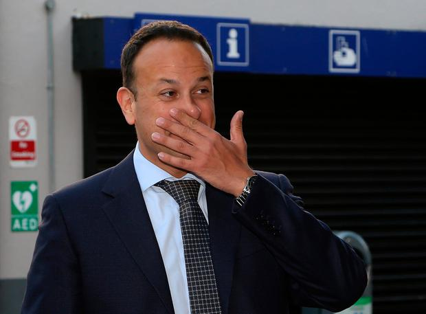 Leo Varadkar has opted out of debates ahead of referendum. Photo: Colin Keegan, Collins Dublin