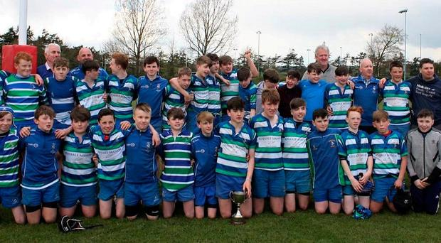 Kinsale young guns show way with South Munster silverware