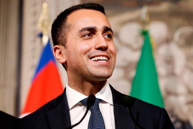 Struggling to agree on government pact, Italy's League turns on EU