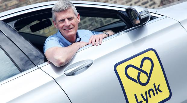 Wallet Watch... with Lynk Taxi CEO: 'My first business venture was selling broken biscuits and chocolate door-to-door'