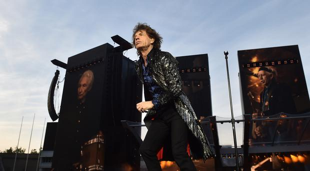 Here's the full set list from Rolling Stones first No Filter tour date at Croke Park