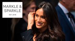 M&S will rebrand at Markle & Sparkle for the wedding of the British royal wedding