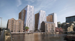 Bolands Quay project