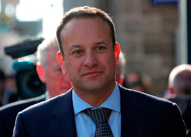 Taoiseach Leo Varadkar has been campaigning for a Yes vote.