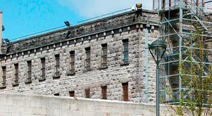 17 prison officers will be moved from Portlaoise Prison
