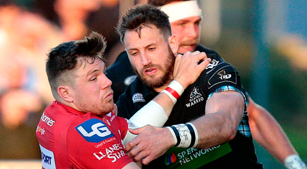 Beirne and Scarlets book place in final