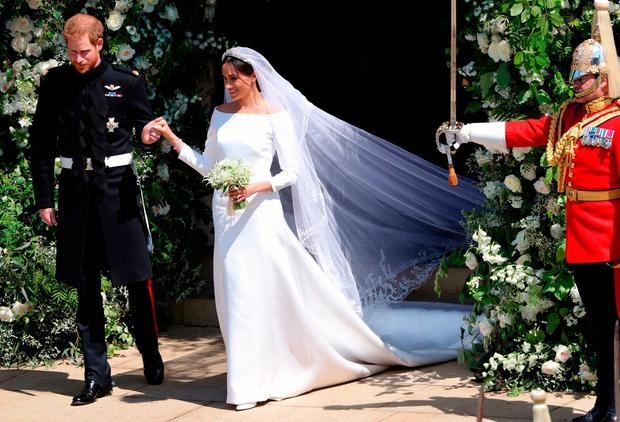 We've Seen Meghan Markle's Wedding Dress Before