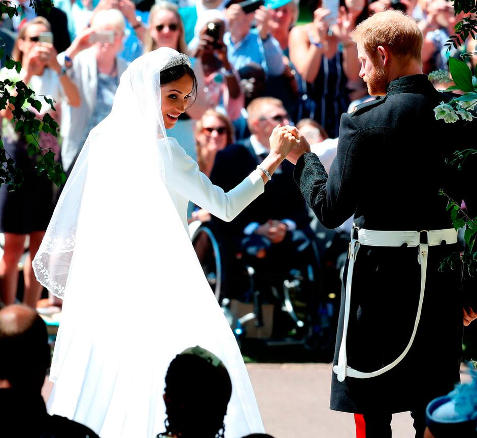 Royal Reception Guests Moved To Tears By Harry's 'lovely