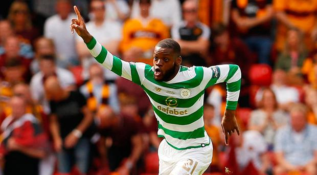Celtic create history with back-to-back trebles after easing past Motherwell in Scottish Cup final