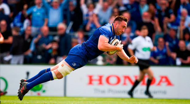 Scarlets clash offers intrigue as Leinster book final berth