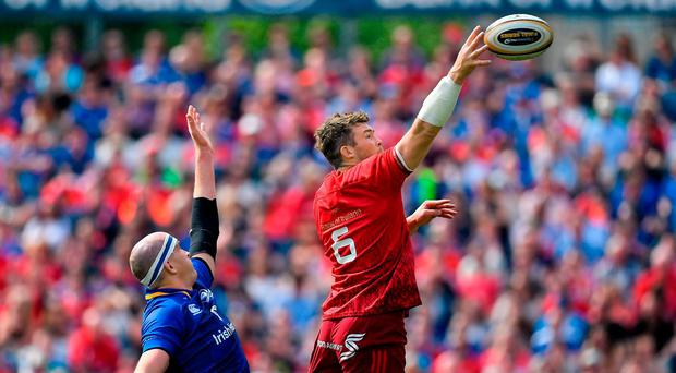 'I have to make those calls' - Peter O'Mahony defends decision to kick to corner in endgame