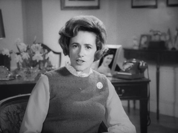 SPECIAL RELATIONSHIP: The late Dot Tubridy was one of the main inspirations for JFK's Irish visit in June 1963