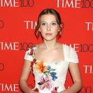 Millie Bobby Brown has invited Leonardo DiCaprio to star in Stranger Things as Eleven's long-lost brother (PBG/PA Wire/PA Images)