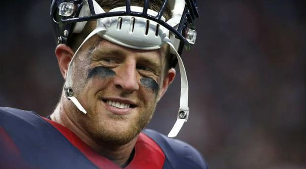 NFL player JJ Watt to pay for funerals of all 10 victims killed by Santa Fe gunman