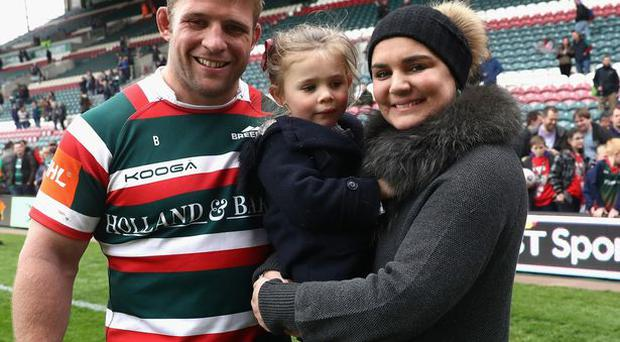 Ben Youngs hails 'phenomenal' brother Tom after wife goes into remission following four-year cancer battle