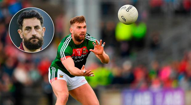 'I wouldn't want to play on this team' - Paul Galvin explains why Mayo's tactics are 'death to a half-forward'