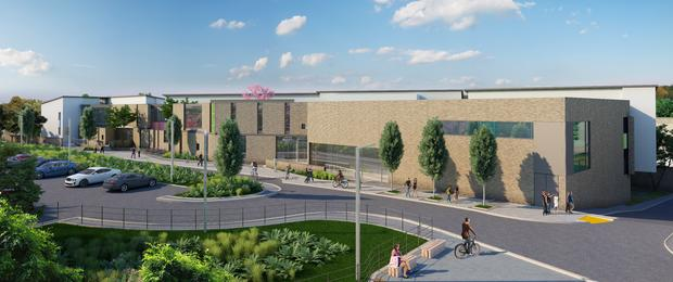Plans for new school at Tully Park