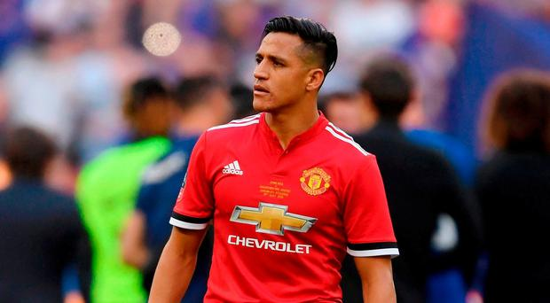 Paul Scholes lets rip at Man United flop Alexis Sanchez claiming his performances 'can't get any worse'