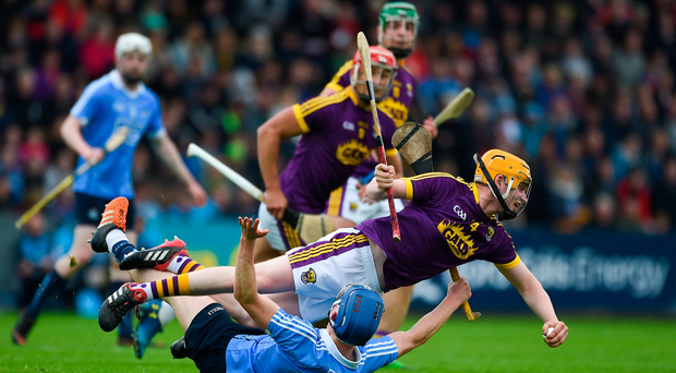 Dublin come up short in injury time again as Wexford claim victory with late flurry of points